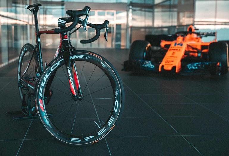 Ganti Nama, Inilah Logo Baru Bahrain McLaren - MainSepeda.com
