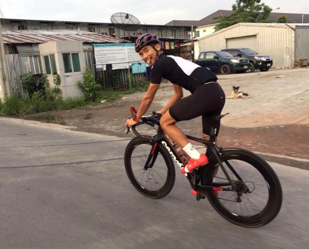 Supaya Rileks, Bike Shop Tour sebelum Balapan - MainSepeda com