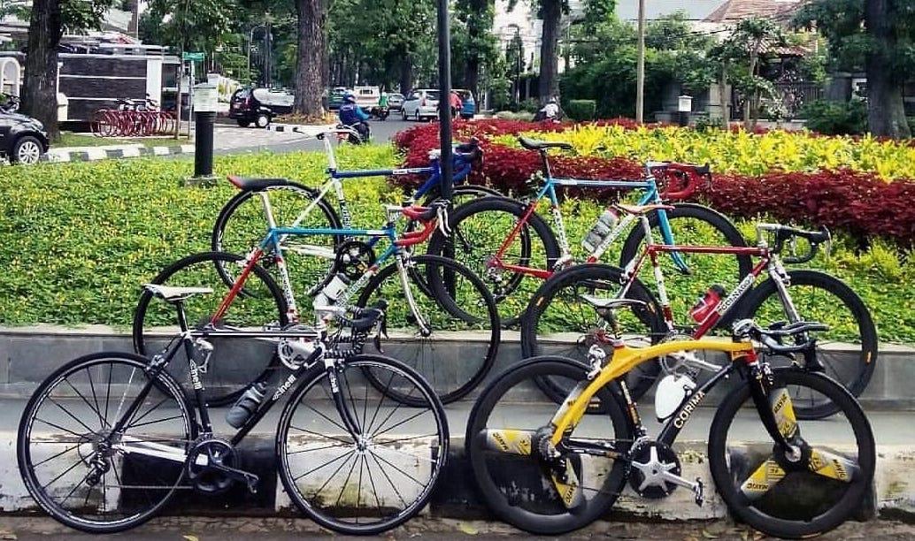 Bandung Vintage Friday Kembalikan Kejayaan Sepeda Dan Apparel Jadul Mainsepeda Com