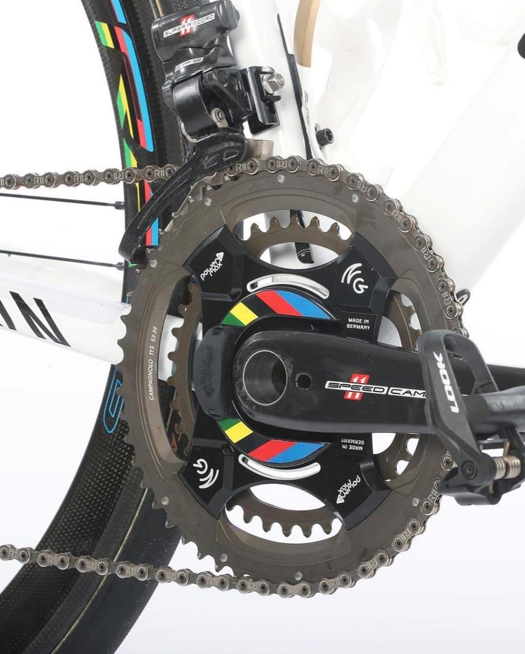 Serba Rainbow untuk Sang Juara Dunia Alejandro Valverde