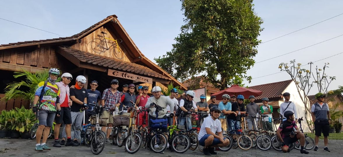 Ini Dia Enam Kafe Sepeda Keren di Indonesia - MainSepeda.com