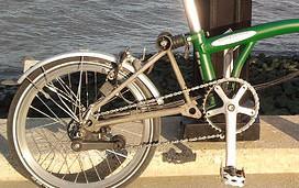 Trik Modifikasi Brompton Untuk Menanjak Mainsepeda Com