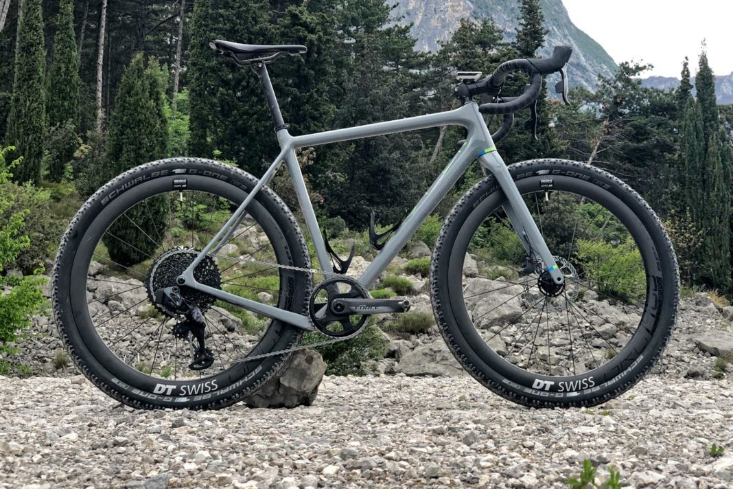 Open Wi.De Bikin Gravel Bike Semakin Monster